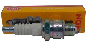 Vela Ngk B7hs-10 Motor De Popa Lancha Mercury Mariner Yamaha
