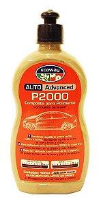 Composto Para Polimento Auto-advanced P2000 - Ecoway