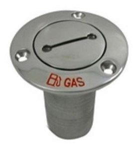 Bocal De Abastecimento Gasolina (aço Inox)