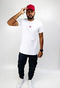 Camiseta CO Alta Tensão Branca
