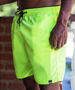 Shorts CO Oficial - Verde Limão