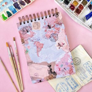 Sketchbook Travel - Papel aquarela 250g