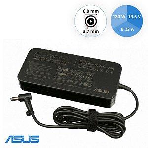 Fonte Asus Rog A17-180P1A 19.5V 9.23A 180W adaptador de alimentação AC 6 Mm x 3,7 Mm