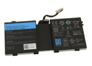 Bateria para Notebook Dell Alienware 17x 18x R3 R5 2f8k3 0g33tt M18x