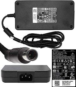 Fonte Dell 240w Alienware 17, 18, M17, M18, X51 19v 12.3a