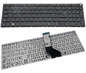 Teclado Para Notebook Acer Aspire A515-51g-50w8 Preto Abnt2