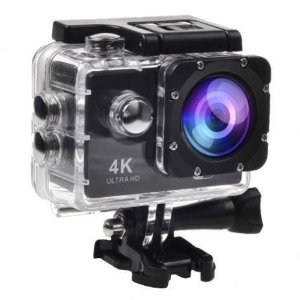 Câmera de Ação Pro Sport 4k Ultra HDHD A Prova d'agua Wifi