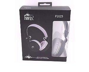 Fone de Ouvido com fio Favix-F 2023 c/ microfone