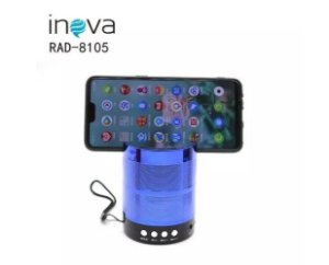 Caixa de Som Portátil Bluetooth INOVA RAD-8105