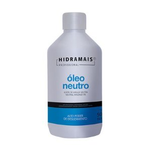 Óleo de Massagem Neutro 500ml Hidramais