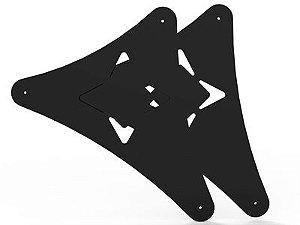 Kit em Acrílico para Cadeira Combo Cross Pilates