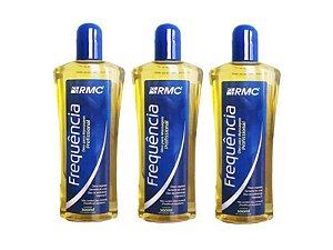 Kit Com 3 Óleo de Radiofrequência Para Massagem RMC
