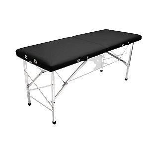Maca de Massagem Portátil Em Alumínio Altura Fixa Andrômeda Light