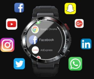 Smartwatch Lokmat 1.6