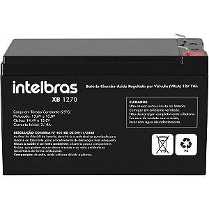 Bateria De Chumbo-ácido P Nobreak 12v 7ah Xb 1270 Intelbras