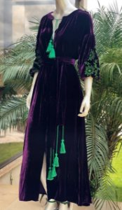 Vestido Veludo SALE