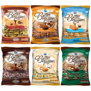 Bala Butter Toffees 500gr.