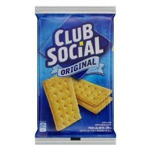 Club Social Sabores 6 x 24gr.