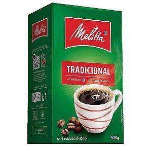 Café MelitaTradicional 500gr.