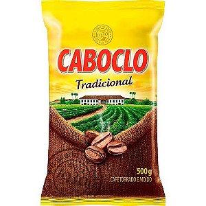 Café Caboclo Tradicional 500gr.