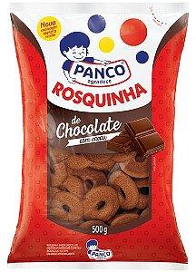 Rosquinha de Chocolate Panco 500gr.