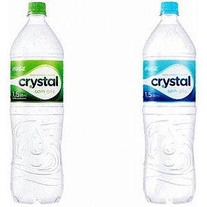 Água Crystal 1500ml.