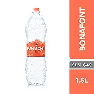 Água Bonafont 1500ml.