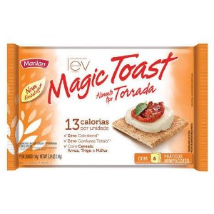 Torrada Magic Toast 6 x 24gr.