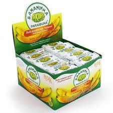 Bananinha Paraibuna com Açúcar c/40 unid.