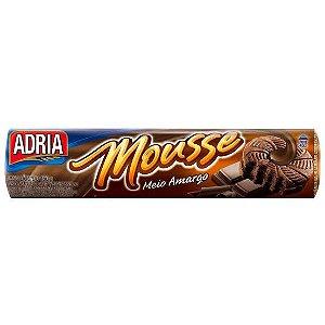 Biscoito Mousse Meio Amargo 150gr.
