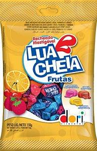 Bala Lua Cheia 150gr. Sabores