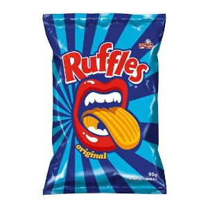 Batata Ruffles 90gr. Sabores