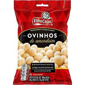 Ovinhos de Amendoim Elma Chips 100gr.