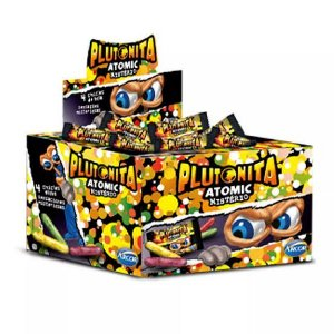Chicle Plutonita Atomic 12 x 25gr.