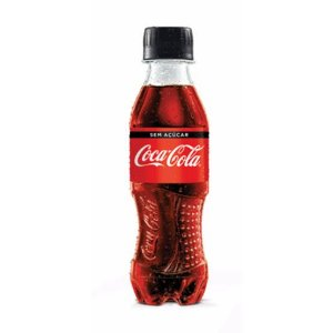 Coca Cola Zero Mini Pet 200ml.