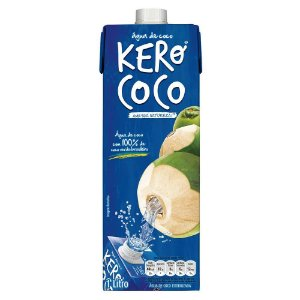 Água de Coco Kero Coco 1 Litro.