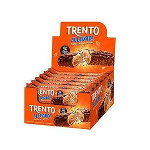 Trento Allegro Choco Amendoim 16 x 35gr Sabores