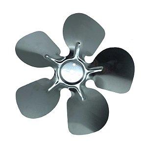 Hélice de Alumínio para Exaustor de Churrasqueira 200mm