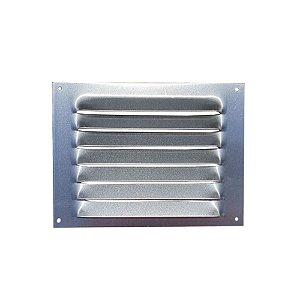 Grade De Ventilação De Alumínio Itc 20x15cm