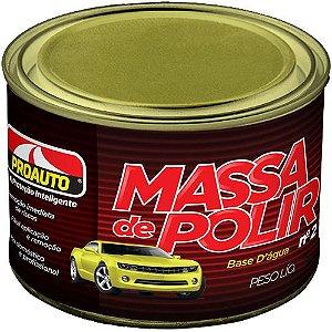 MASSA DE POLIR PROAUTO N.2 500 GR - UN