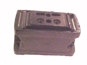 Coxim Motor Traseiro 16 mm - 3452400517 - Mercedes