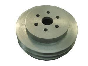 Polia Bomba D água Tripla Pequena com Direção Hidráulica em Alumínio Sem reforço Mercedes 1313/1513/2013/OM-352 - 3522020210