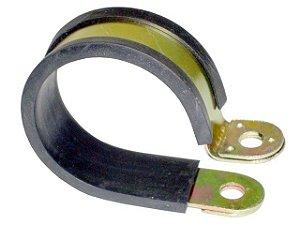 Abracadeira com Borracha Para Cano 45 mm - 3829950901 - Mercedes
