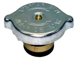 Tampa Radiador Água Latao Original 13 Á 16Lb - 3455017215 - Mercedes