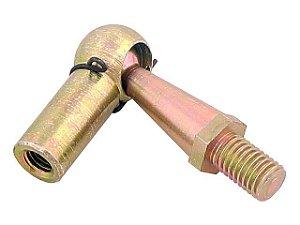 Term Embreagem Pino Longo Macho 12 mm/Femea10M - 071805016202 - Diversos