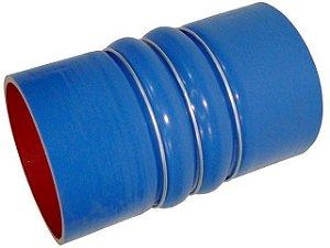 Mangueira com Anéis de Aço(Azul)Silic -Scania - 488368
