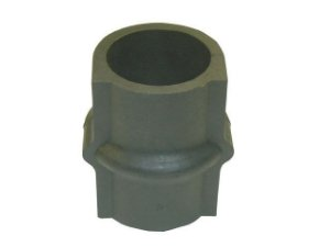 Mancal de Borracha Estab.Traseira 709/912 Interno 45 mm - 6673260181 - Mercedes