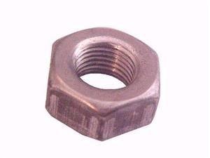Porca Sextavada 10x1,50 mm -Chave 17 mm Ferro - 000934010000 - Diversos
