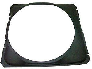 Defletor do Radiador de Série 4(Plástico) Scania T124/R124- 1390705