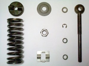 Reparo Pedal Embreagem Hidráulica com Pirulito Maior Mercedes 608/709 - 6882900093